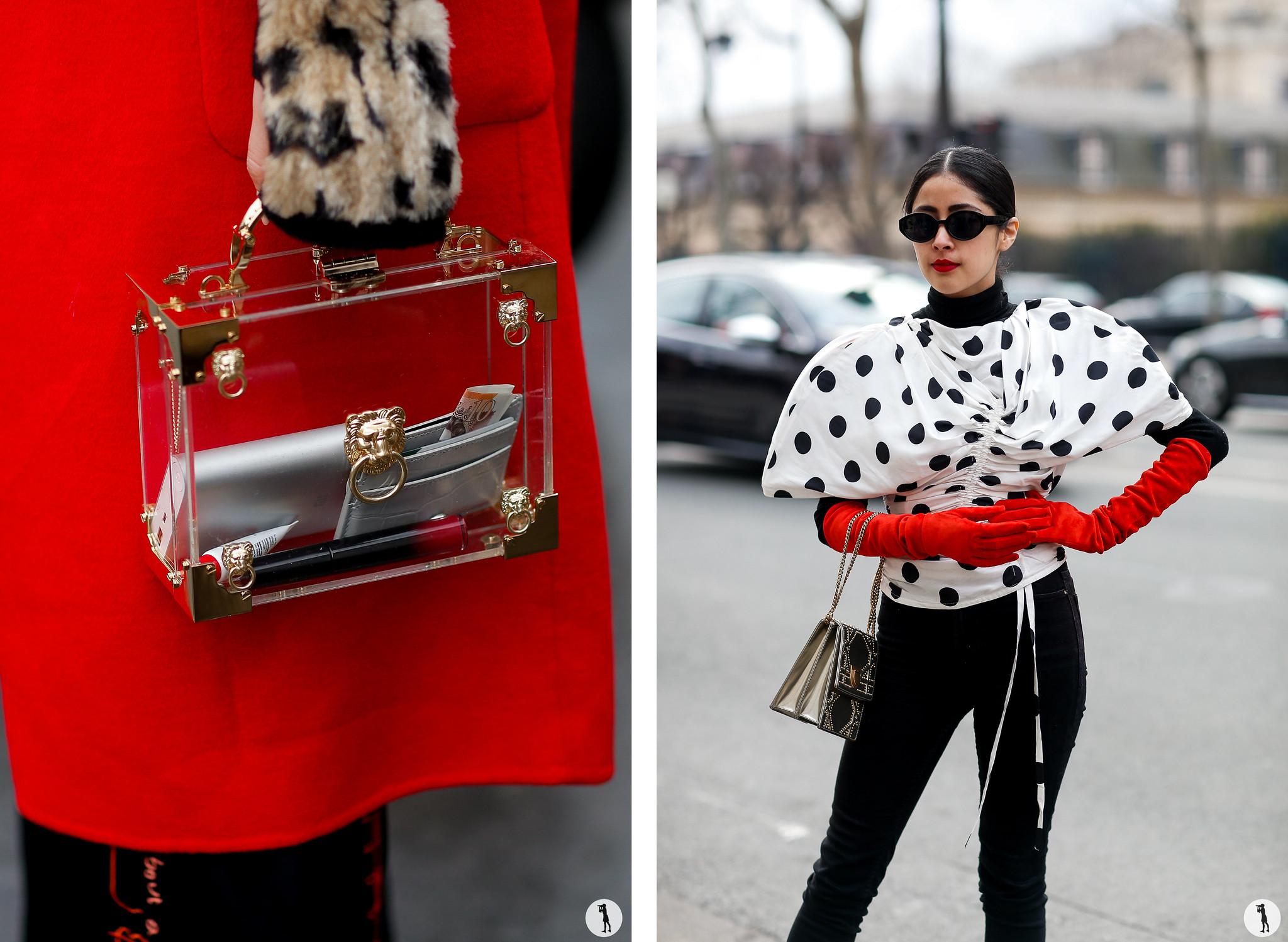 Street style - Paris Fashion Week Fall-Winter 2018-2019