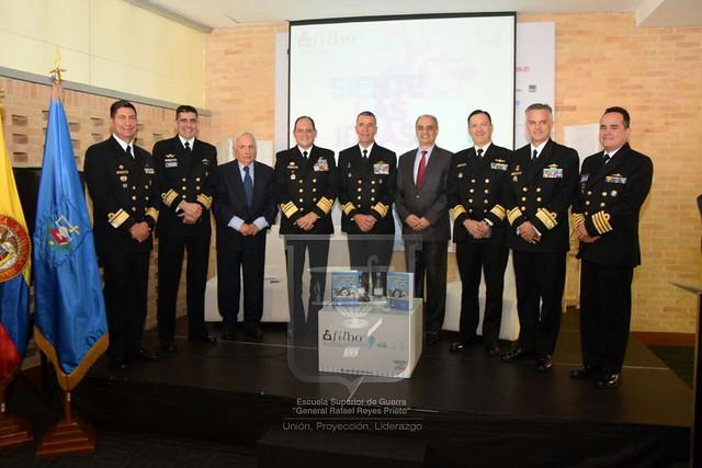 Lanzamiento del libro El Estado y el Mar Relaciones con el poder marítimo, el poder naval y el desarrollo nacional