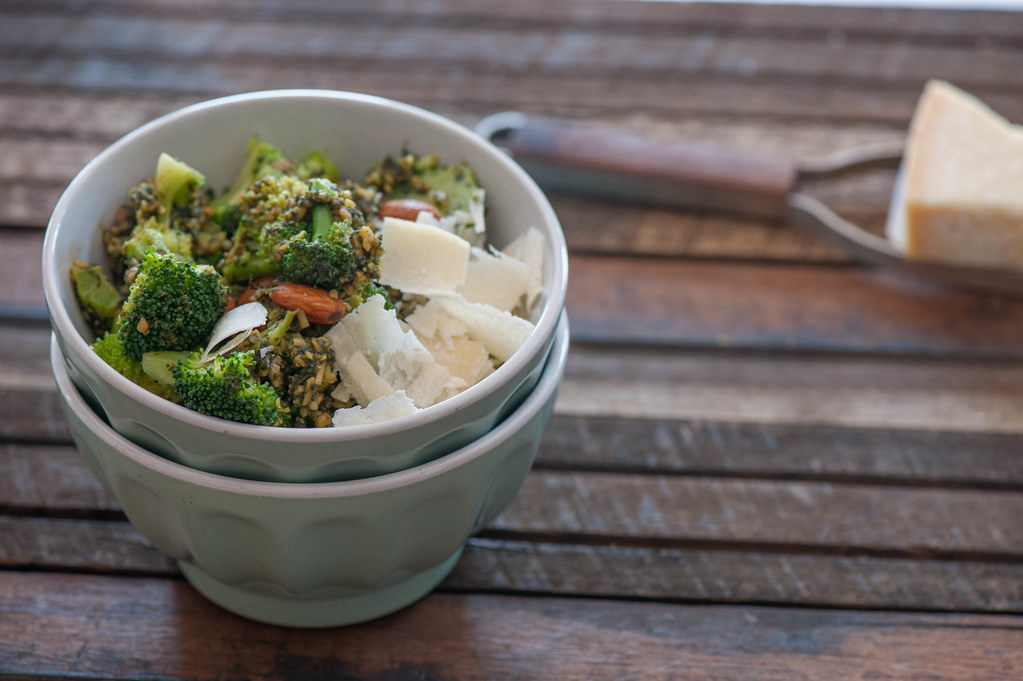 Broccoli & Pesto Bowls-2