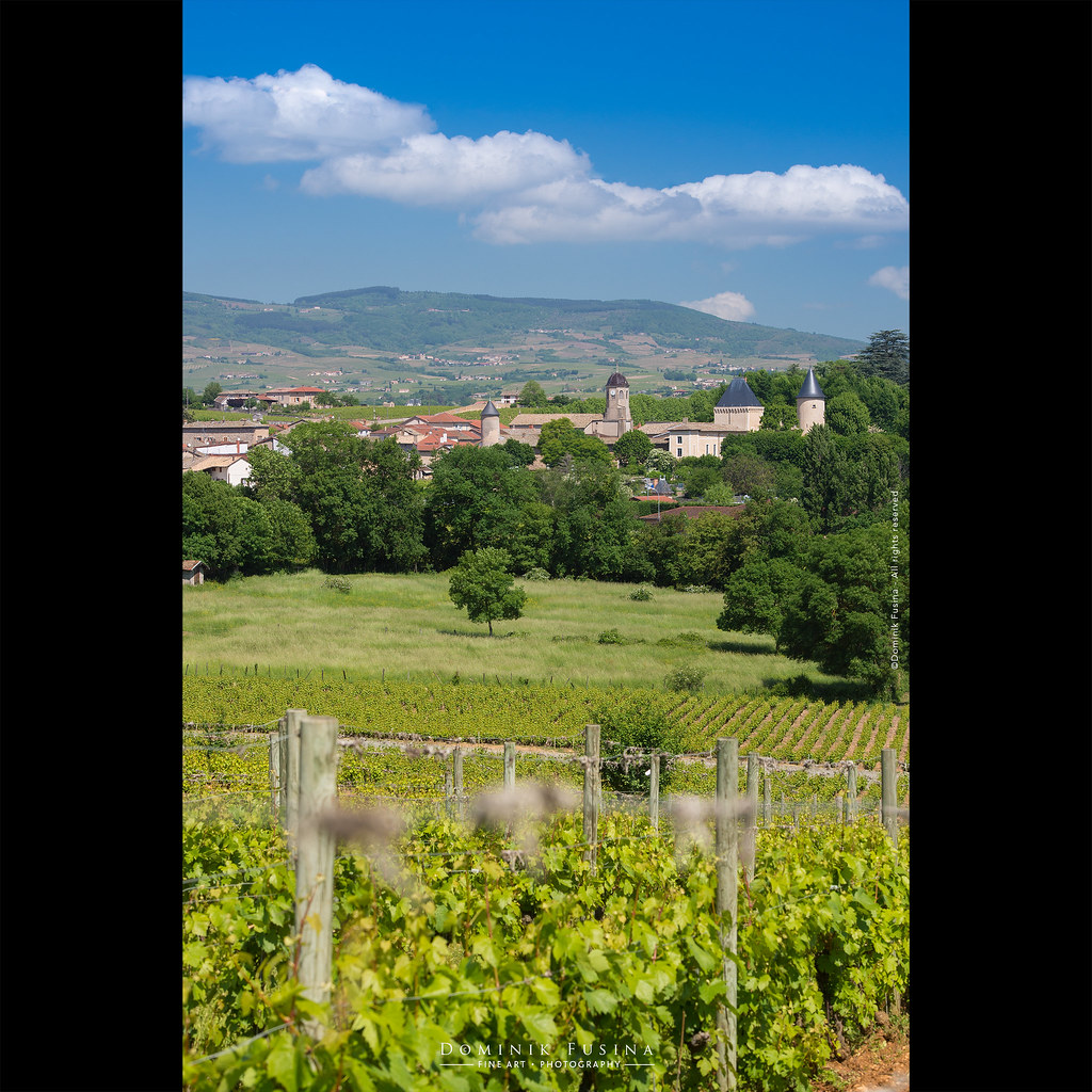 Tours et clocher | Beaujolais