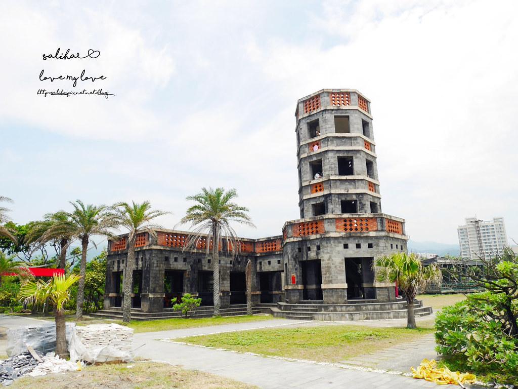 宜蘭頭城景點濱海森林樓梯 (3)