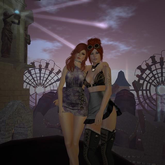 Athenaeum Arcana - Beq and Liz