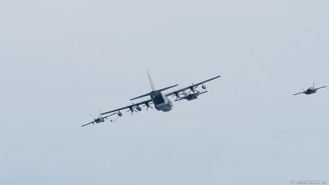 Iwakuni FD 2018 (136) Simulated Aerial Refueling