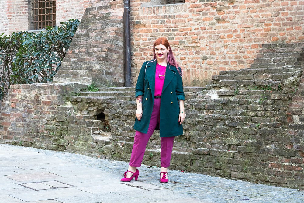Outfit plus size negozio Mondo Curvy Savona (7)
