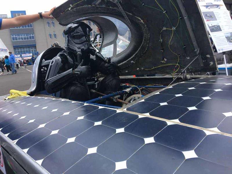 FOTI Solar Car