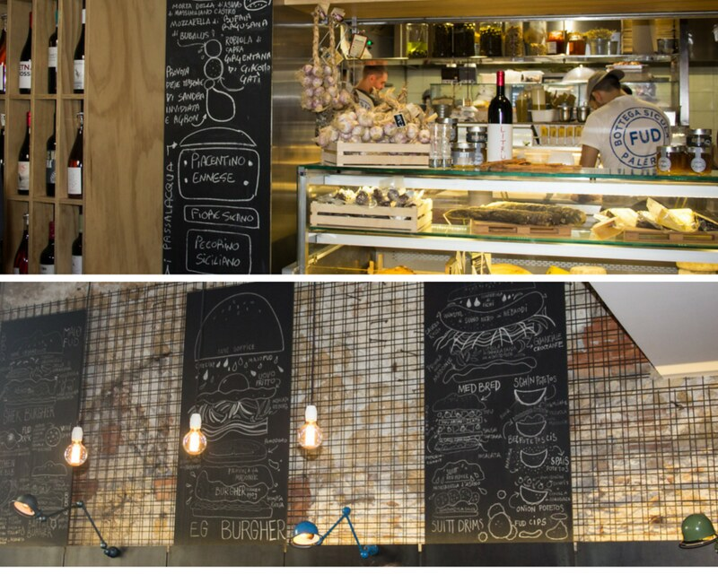Fud Bottega Sicula a Palermo- Gluten Free Travel and Living