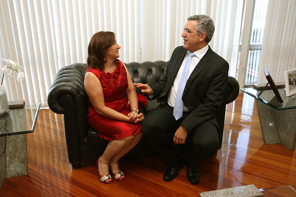 Retrovisor. Luciene Pinheiro e Alexandre Padilha