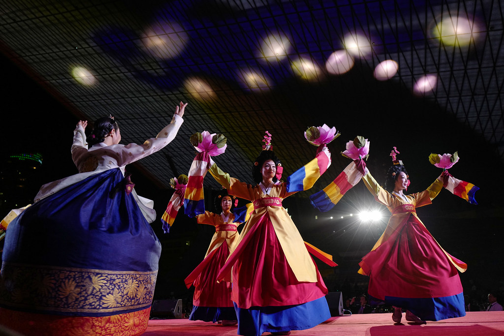 Busan AfDB Annual Meetings Day 4 - Cultural Night