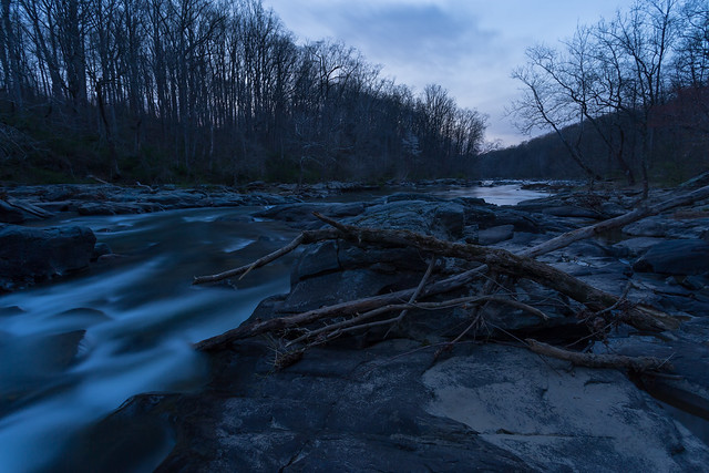 Gunpowder River Blues