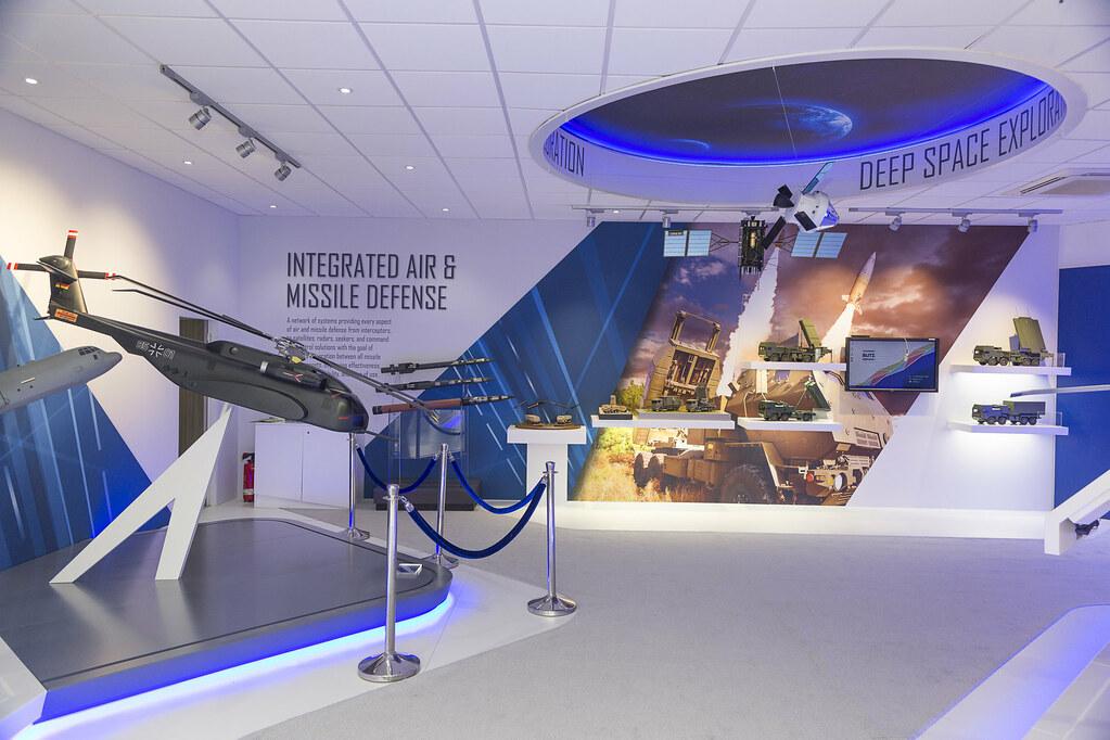 Lockheed Martin Chalet at ILA Berlin