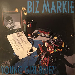 BIZ MARKIE:YOUNG GIRL BLUEZ(JACKET A)