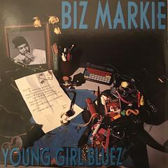 BIZ MARKIE:YOUNG GIRL BLUEZ(JACKET A)