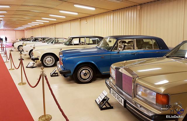 los Rolls Royce y otros clásicos de la Torre de Loizaga 9