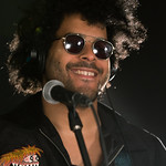 Thu, 03/05/2018 - 9:45am - Twin Shadow Live in Studio A, 5.3.18 Photographer: Dan Tuozzoli