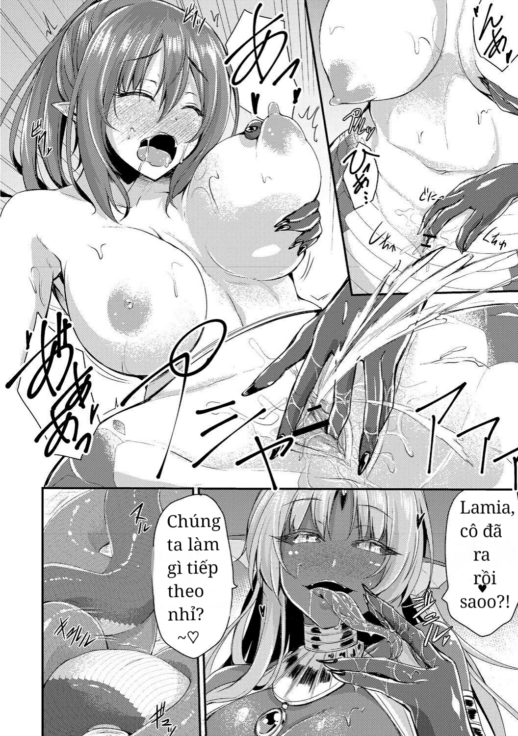 HentaiVN.net - Ảnh 12 - Echidna-samas Way To Kill Time - Oneshot