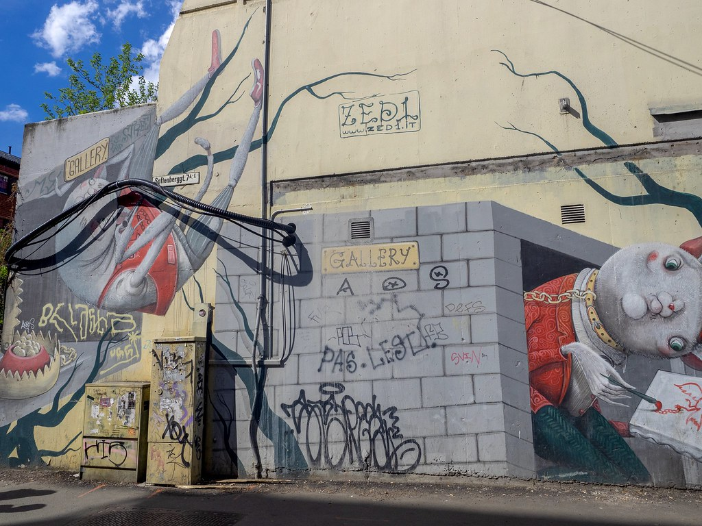 Oslo street art