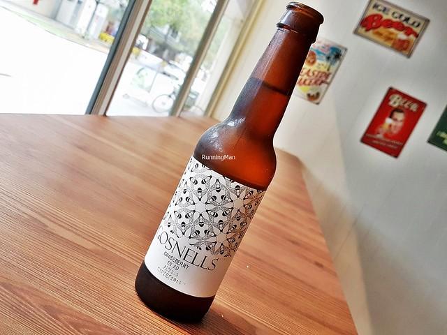 Beer Gosnells Gooseberry Mead