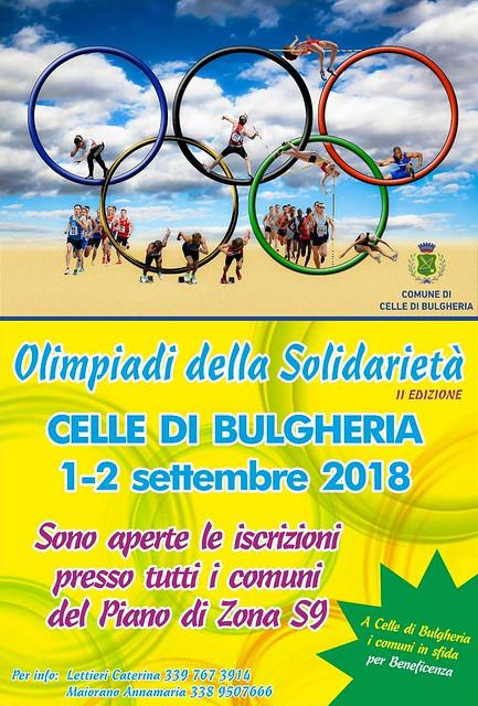 olimpiadi della solidariet� 208