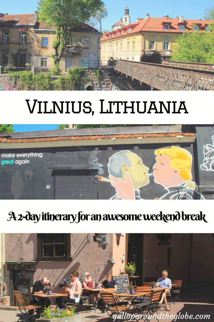 Vilnius, Lithuania: A 2-day Itinerary for an Awesome Weekend Break | Gallop Around The Globe
