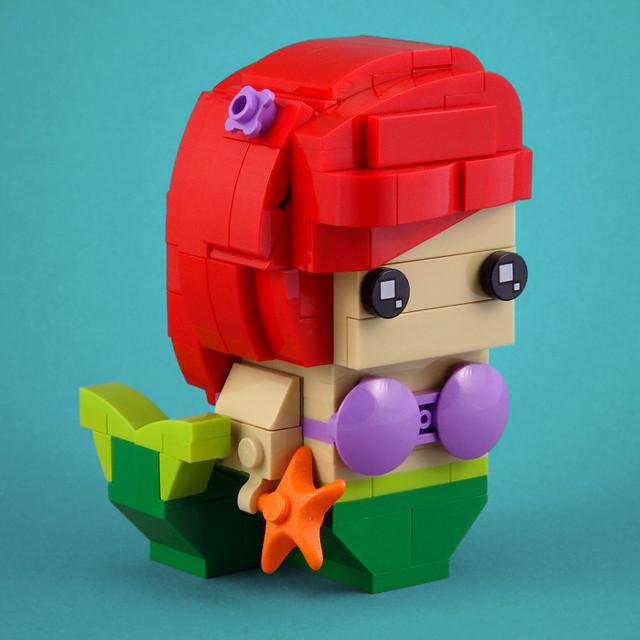 LEGO BrickHeadz Ariel The Little Mermaid