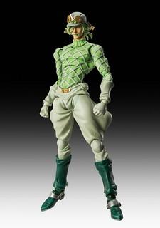 超像可動 《JOJO的奇妙冒險 第七部飆馬野郎》「迪亞哥·布蘭度」付特典限定版本!スティール・ボール・ラン『ディエゴ・ブランドー』