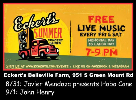 Eckert's Summer Concerts 8-31-18