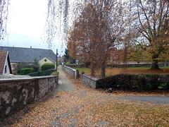 Giromagny, allée des Moines