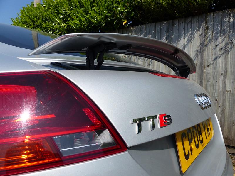 CP08 YXT - Audi TTS £11990