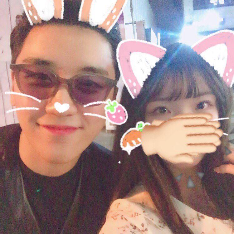 BIGBANG via pandariko - 2018-05-25  (details see below)