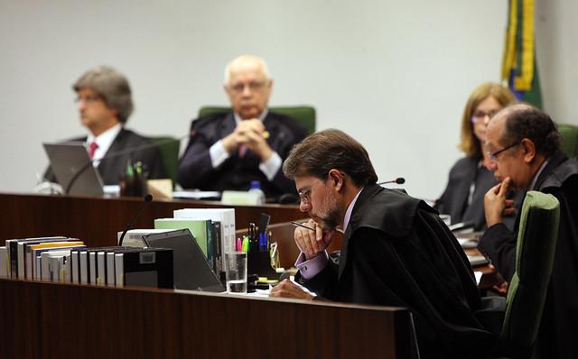 Sessão da Segunda Turma do STF  - Créditos: Divulgação/STF