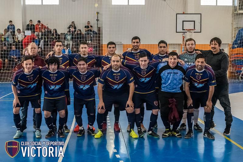 Torneo de Futsal AFA 2018 [Futsal] Victoria vs Los Troncos - 29/04/18