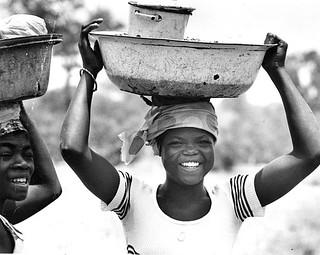 Market women of Ghana 1978
