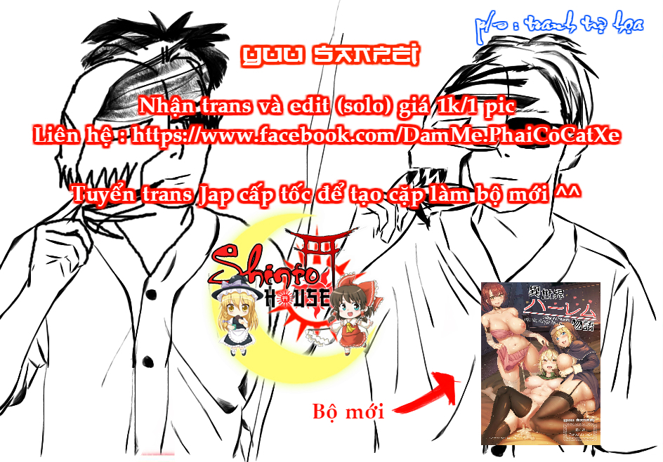Hình ảnh  trong bài viết Truyện hentai JK Bitch no Renai Soudan