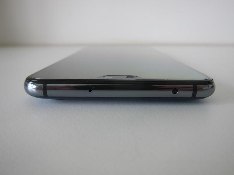 Huawei P20 Pro - Top