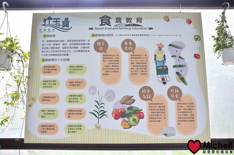 根田農業  江玉寶有機農場