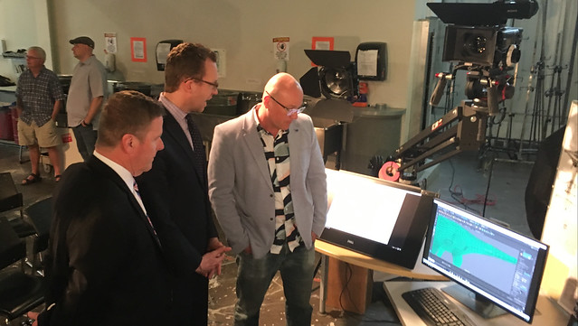 Red Deer College animated about new tech degree