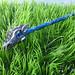 silver dragon wand