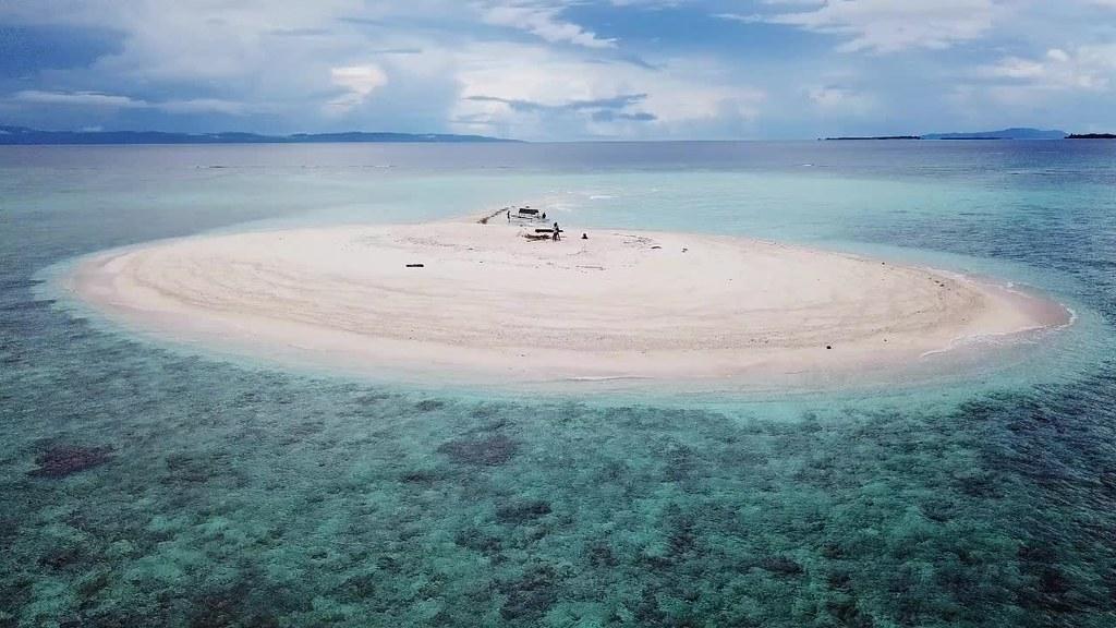 Pasir Timbul Morotai, Morotai Island, North Moluccas