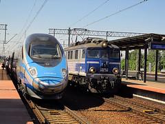 Alstom ED250, PKP IC & EP07-356, PKP IC