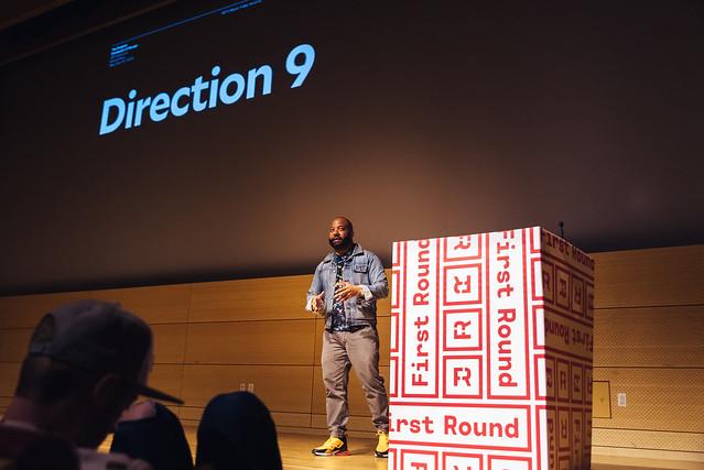 First Round 2018, NYC / Photo by Kara Smarsh