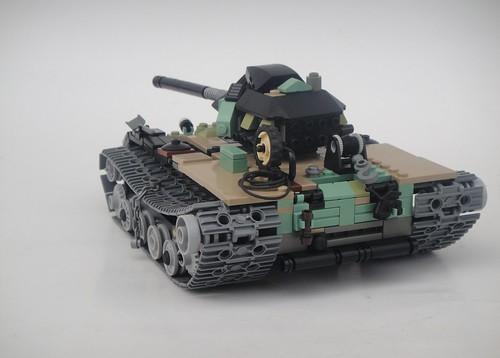 D57 Armored Tank