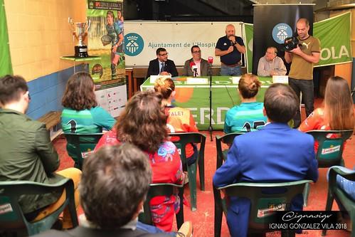 Rueda de Prensa Presentación II GPS Copa de la Reina 7s