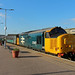 DRS 37 407, Great Yarmouth, 03-05-18