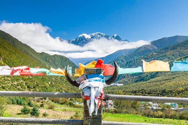 萬年雪山觀景台