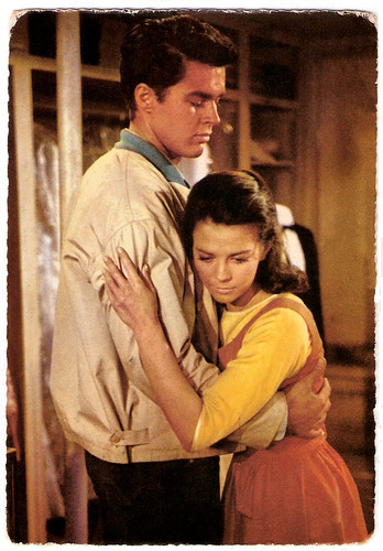 Natalie Wood and Richard Beymer in West Side Story (1961)