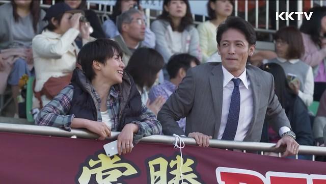 一起參加麗奈的運動會@日劇《有家可歸的戀人》