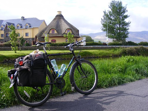 Tralee Ship Canal towpath