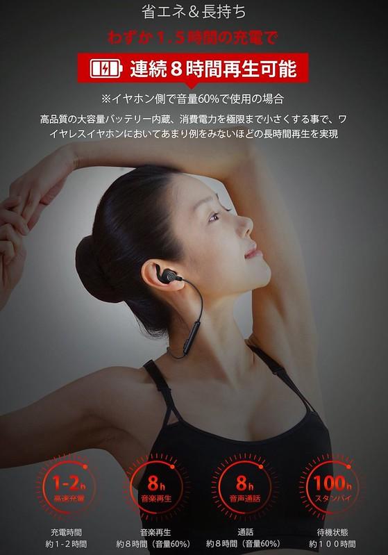 SoundPEATS Q35 PRO レビュー (4)