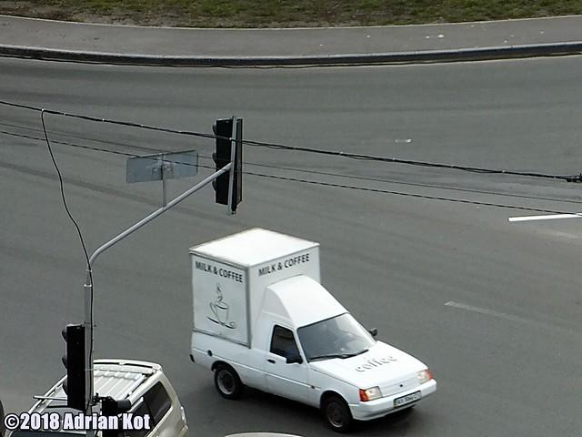 ZAZ 11055 Tavria Pick-up, Fujifilm FinePix HS35EXR