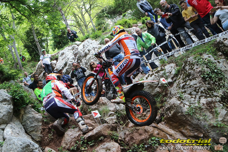 Mundial TrialGP 2018 España, Camprodón Trial